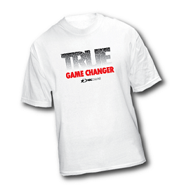 True Game Changer Theme Shirt