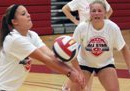Improve Your Volleyball Skills with NBC Camps at The HUB Sports Center