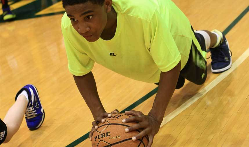 Six ways to improve your self-discipline - Basketball NBC Camps Blog